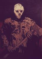 Jason Voorhees by LukeHardiman