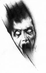 Scream in silence by sabrinangkh