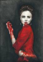 vampire by sabrinangkh
