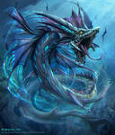 Sea Serpent Stage 3 (Rare)