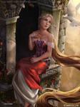 Rapunzel Stage 2