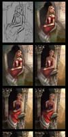 Rapunzel WIP shots by mictones