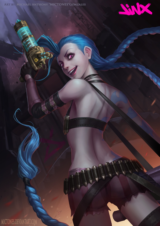 Jinx by mictones