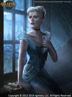 Cinderella II by mictones