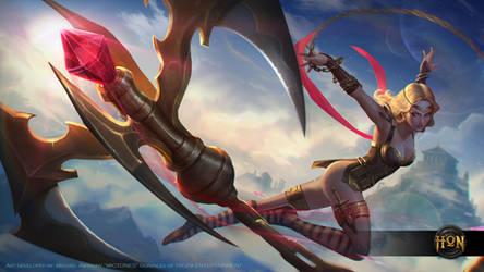 HoN: Minerva Silhouette
