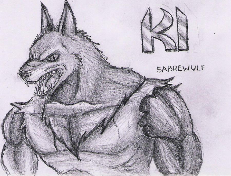 Sabrewulf by XYZ888