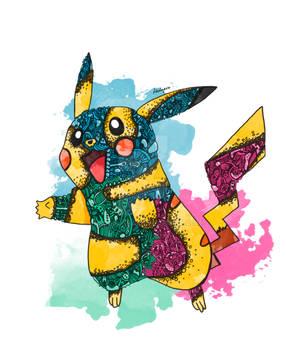 Mechanic Pikachu
