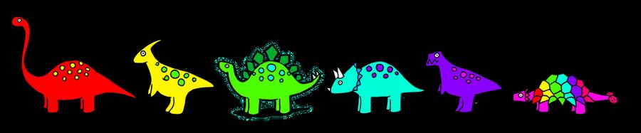Redwallninja 7 0 Small Spotted Dinosaurs By Jedni LonelySorceress