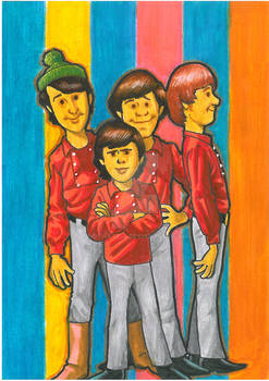 We're The Monkees!