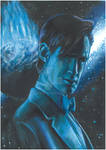 Doctor Who- Apocalypse In Blue by Hognatius