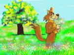 Loopy De Loop- Springtime