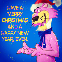 A Very Snagglepuss Christmas! by Hognatius