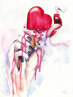My sweetheart by Cora-Tiana