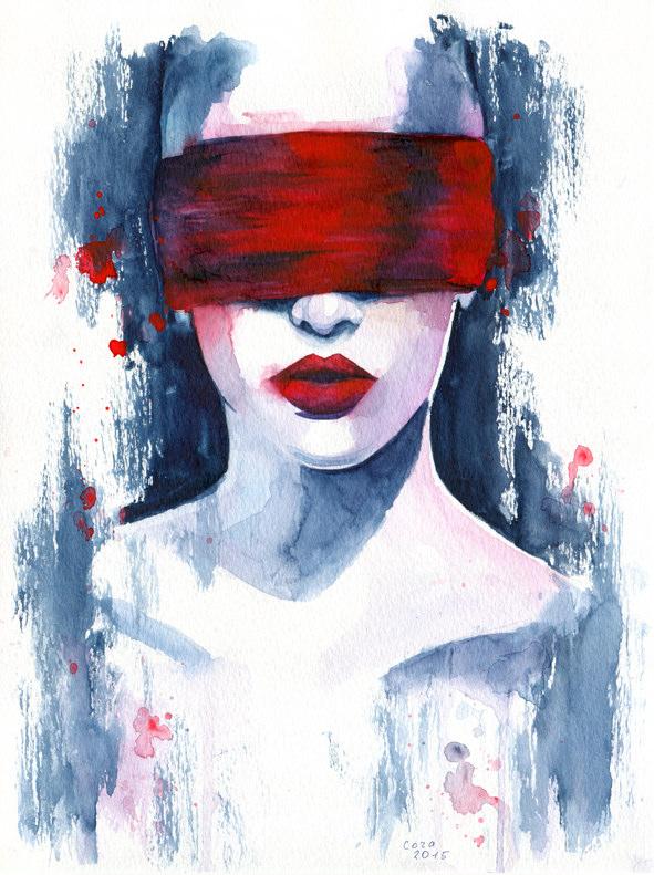 Blind love