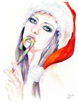 Happy holidays! by Cora-Tiana