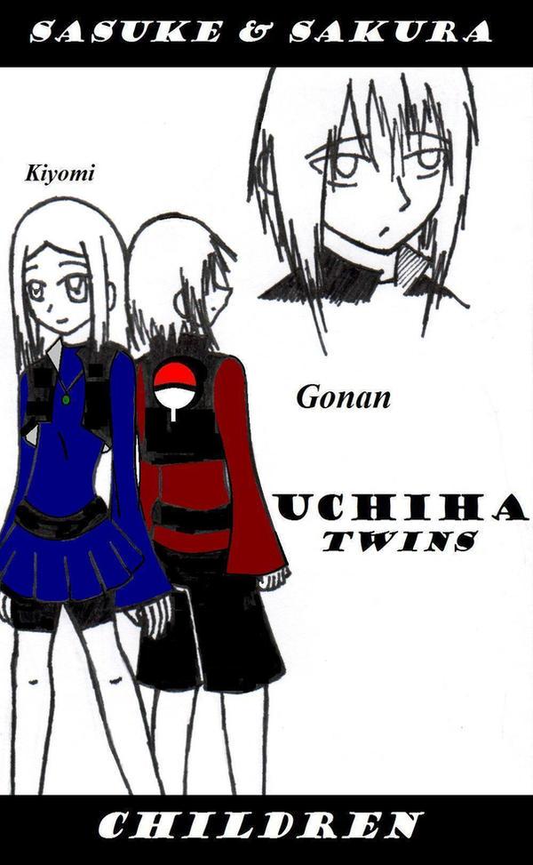 Sakura and Sasuke Children by YYI on DeviantArt