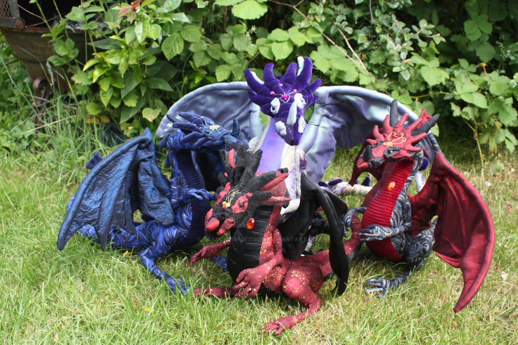 Dragon sewing pattern SALE!!!! by DragonForge311088 on DeviantArt