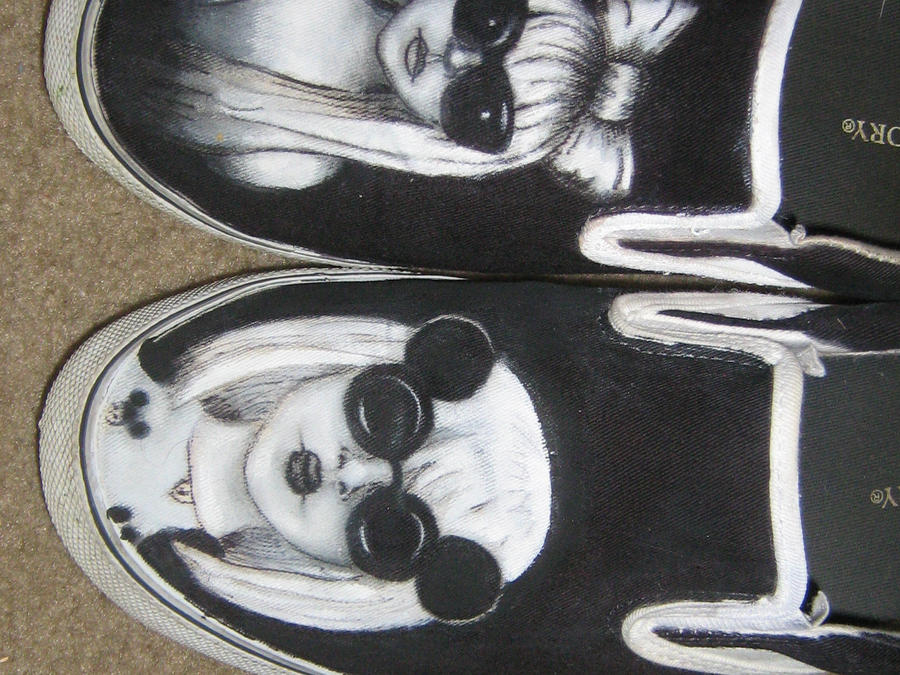 GaGa Shoes by jackiie-K
