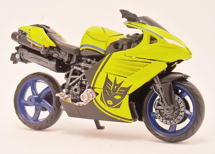 Custom G2 Nightracer by BadLamprey