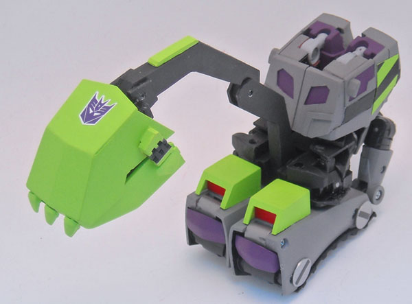 Scrapper transformers g1