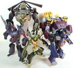 Transformers Animated Team Charr
