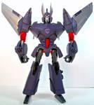 Transformers Animated Cyclonus
