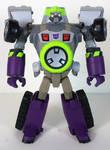 Custom Transformers Animated Mixmaster