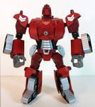 Transformers Animated Warpath