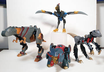 Transformers Animated Slash by BadLamprey