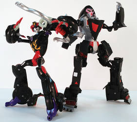 Transformers Animated Crasher