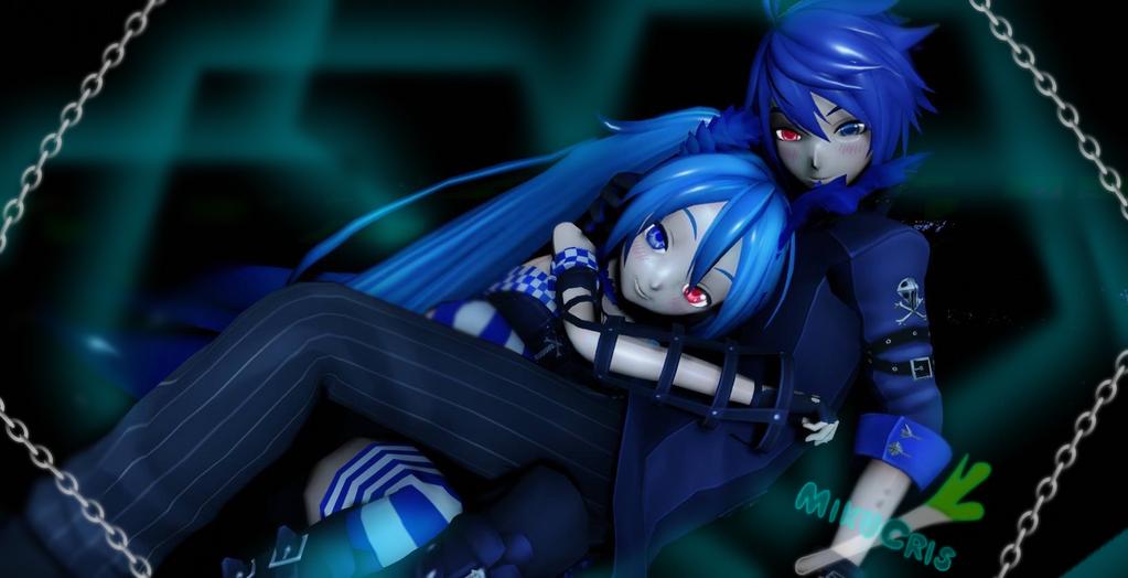 Hug in love by MikuCris
