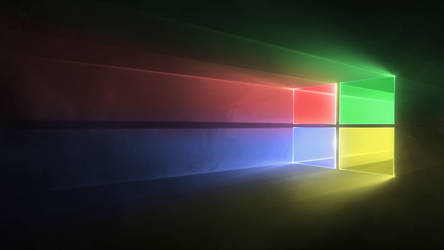 Windows 10: Threshold (Full Color Wallpaper) by xREAMED