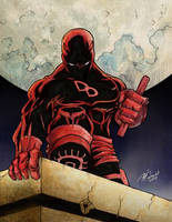 Daredevil by mdavidct