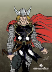 Thor by mdavidct
