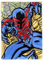 Spiderman 2099 sc by mdavidct
