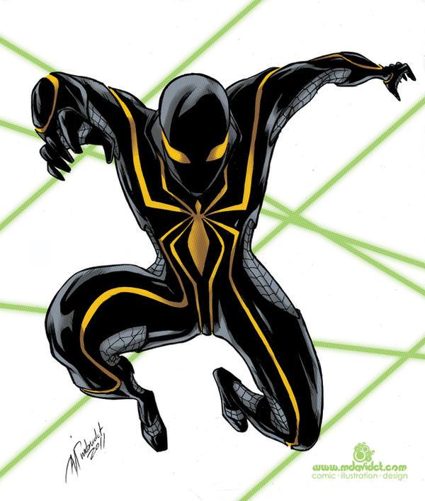 Spiderman Armor II by mdavidct on DeviantArt