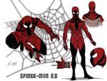 Spiderman redesign 2.0