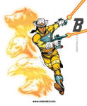B is for Bravestarr