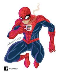 Spiderman by mdavidct