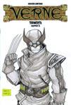 Wolverine Steampunk sketch cover