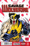 Wolverine sketch cover Auction