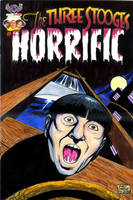 The Three Stooges sketch cover after Don Heck by mdavidct