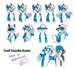 Foofi Youtube avatar