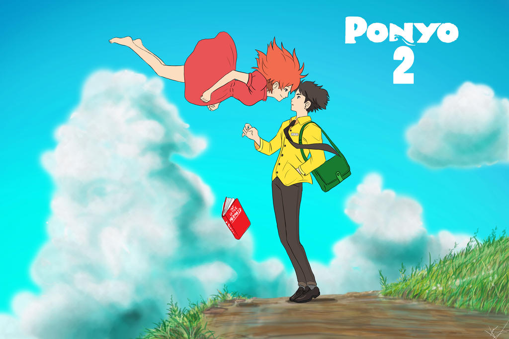 Ponyo 2 by Veon-Kun on DeviantArt