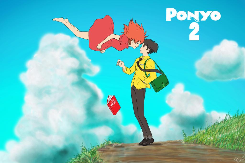 Ponyo 2 by Veon-Kun on DeviantArt