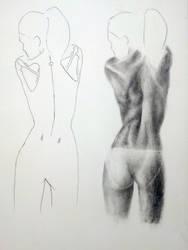 Scapula dynamic anatomy by redkazuo