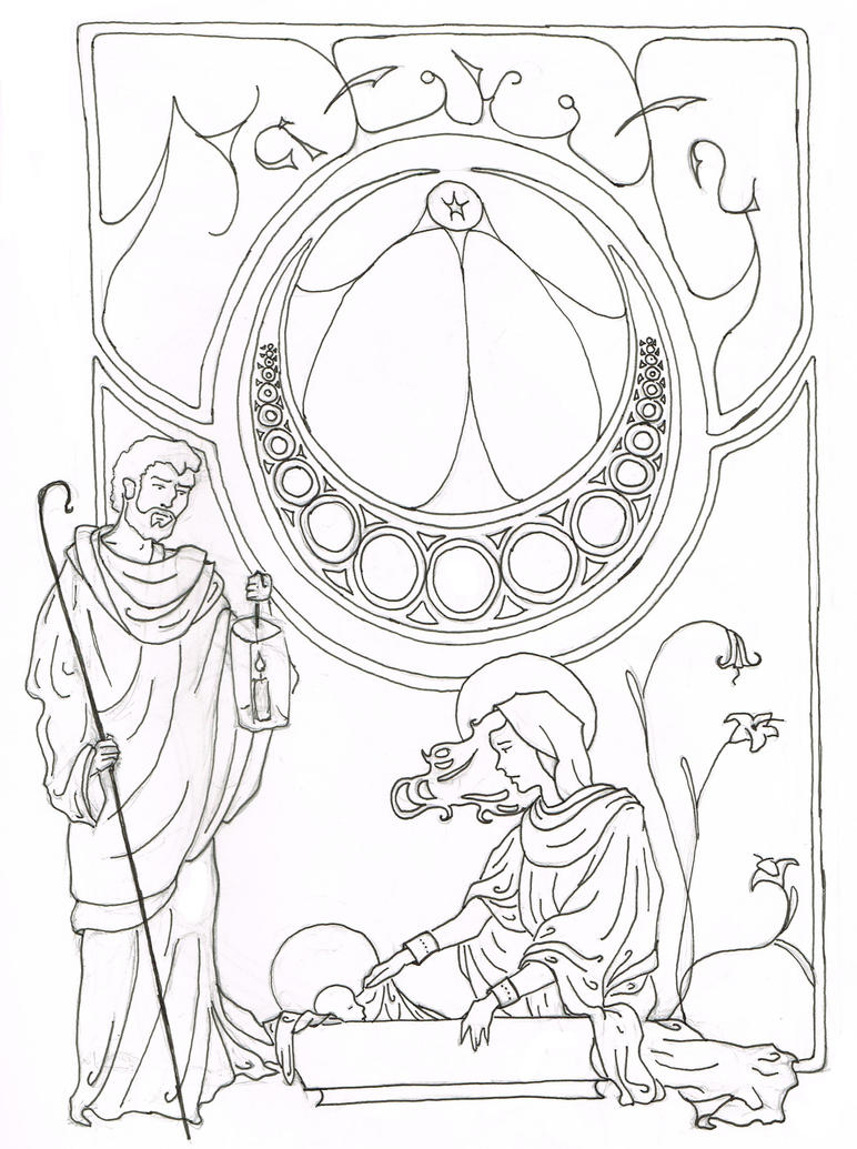 catholic schools week coloring pages - photo#31