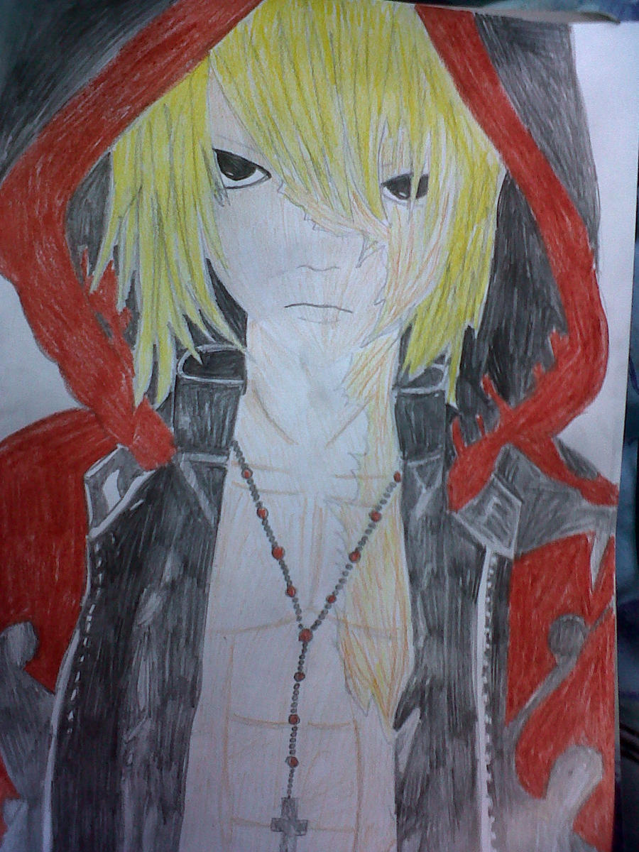 Mello-Miheal Keehl  Death Note