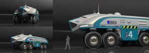 Planetary Rover 04
