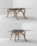oak table by Esquel